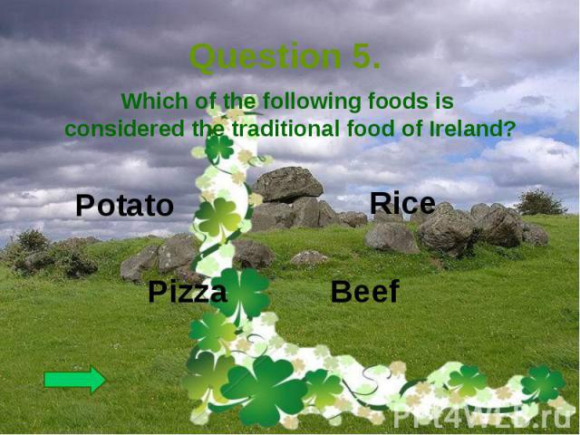 Question 5.