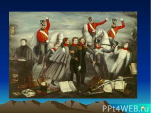 Восстание декабристов Восстание декабристов 19 ноября 1825 последовала внезапная