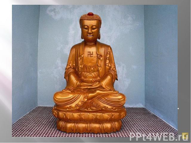 Религия помощи самому себе Вполне доверяя своим способностям в деле достижения освобождения, веря в нравственный закон, гарантирующий сохранение каждой частицы пройденного пути совершенствования, хинаянист следует по указанному Буддой великому пути …