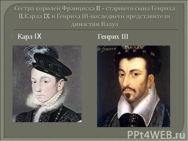 Карл IX Карл IX