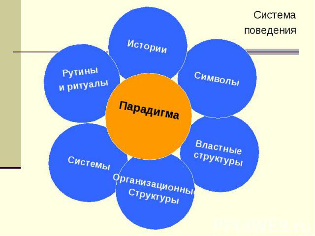 Система Система поведения