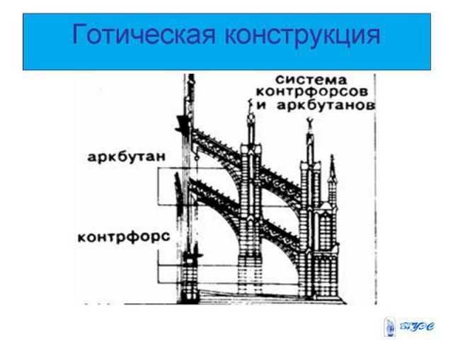 Готическая конструкция