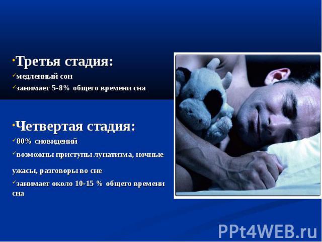 Значение медленного сна
