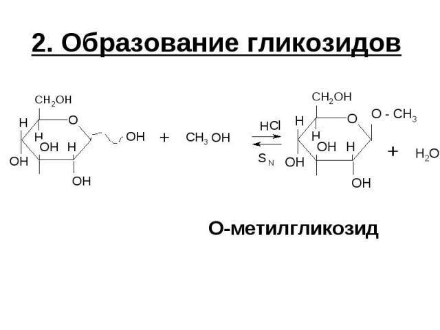 О-метилгликозид