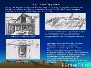 Противорадиационные укрытия (ПРУ) обеспечивают Противорадиационные укрытия (ПРУ)