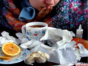 В случае среднетяжелой (манифестной) формы гриппа температура повышается до 38,5