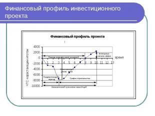 Финансовый профиль инвестиционного проекта