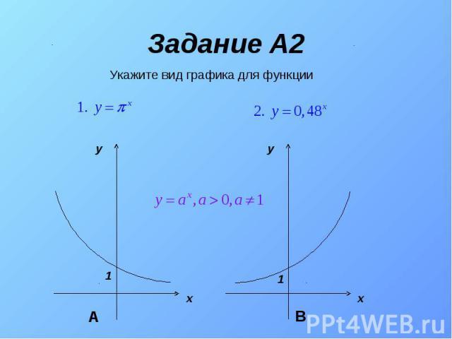 Задание A2