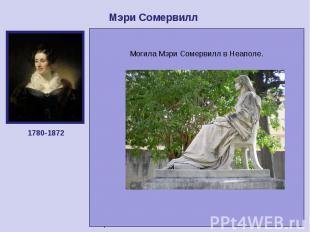 Мэри Ферфакс родилась 26 декабря 1780 года в Шотландии. Мэри Ферфакс родилась 26