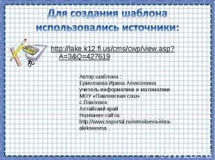 http://lake.k12.fl.us/cms/cwp/view.asp?A=3&Q=427619 http://lake.k12.fl.us/cm
