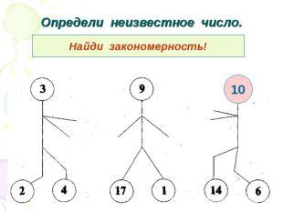 Определи неизвестное число.