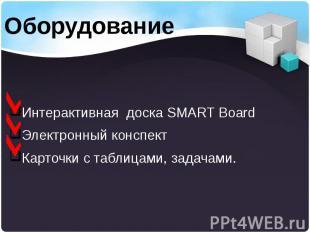Интерактивная доска SMART Board Интерактивная доска SMART Board Электронный конс