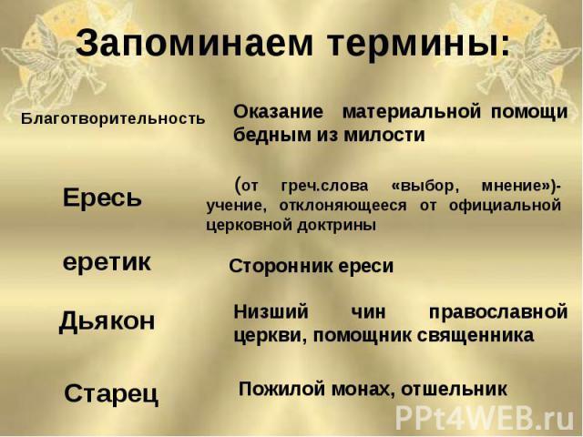 (от греч.слова «выбор, мнение»)- учение, отклоняющееся от официальной церковной доктрины (от греч.слова «выбор, мнение»)- учение, отклоняющееся от официальной церковной доктрины