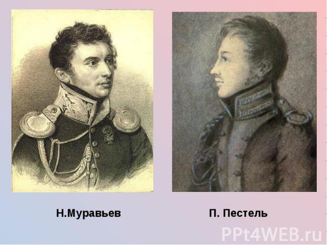 Н.Муравьев