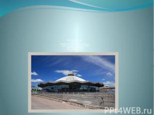 Презентация на тему: «Семь чудес Западного административного округа» (Цирк на пр