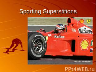 Sporting Superstitions