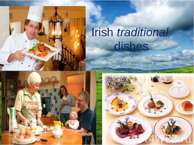 Irish traditional dishes