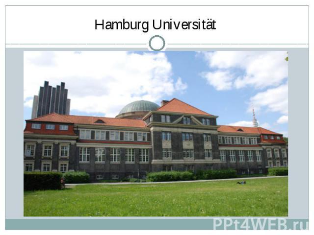 Hamburg Universität