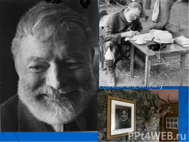 Hemingway attempted suicide in the spring of 1961, and received ECT treatment again. Some three weeks short of his 62nd birthday, he took his own life on the morning of July 2, 1961 at his home in Ketchum, Idaho, with a shotgun blast to the head. Ju…