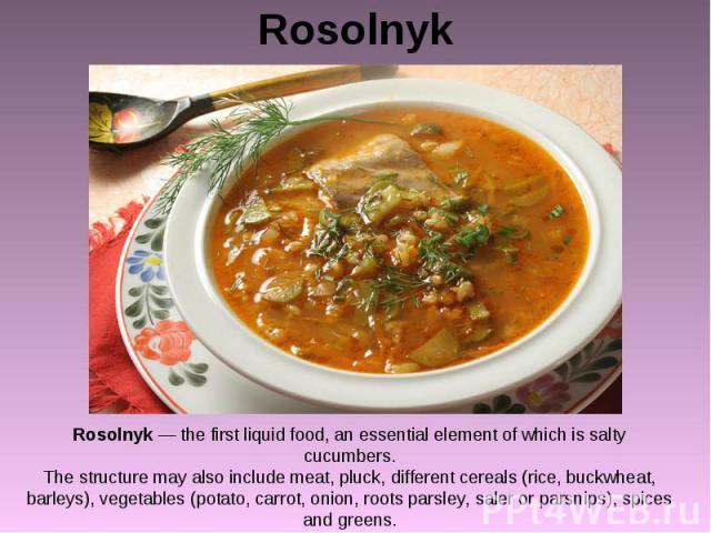 Rosolnyk