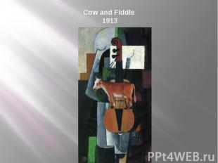 Cow and Fiddle 1913