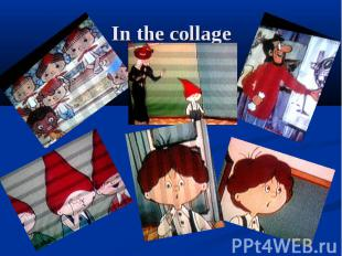 In the collage