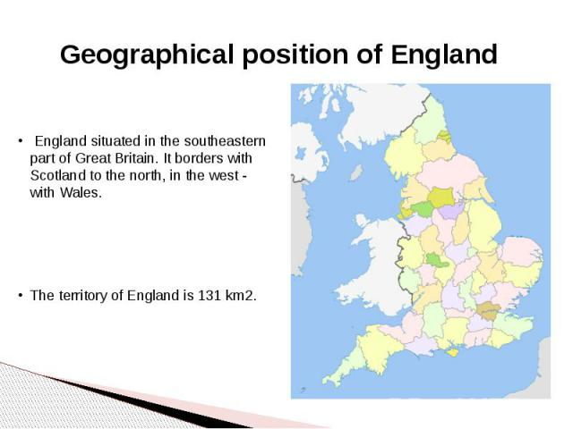 a geography of england England has the highest population density and scotland has the lowest in 2001 there were 61 cities in the uk: 49 in england, five in scotland, four in wales and three in northern ireland city status is a mark of distinction granted by the personal command of the sovereign, on the advice of his or her ministers.