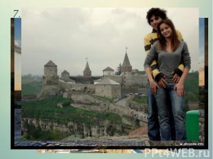 7.Castle in Kamenetz-Podolsk Arena filming for historical films, Kamenetz-