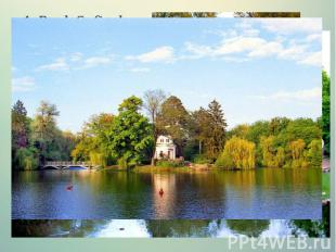 4.Park Sofievka Sofievku that has become a living monument of eternal love