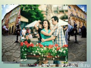 2.Market Square in Lviv The heart of the city, which lies at the crossroad