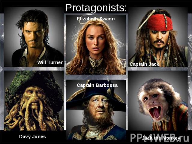 Protagonists: