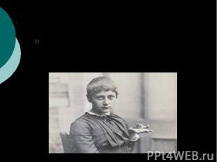 Helen Beatrix Potterborn on 28 of July in 1866, London. She was anEn