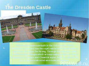 The Dresden Castle