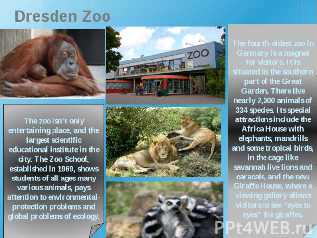 Dresden Zoo