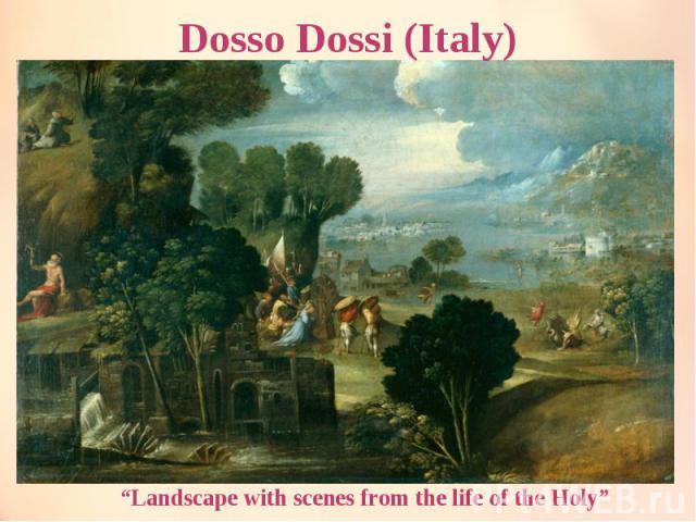 Dosso Dossi (Italy)