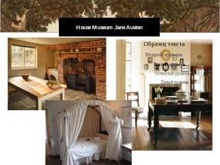 House Museum Jane Austen