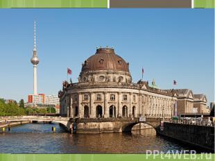 Museumsinsel Berlin verfügt über eine Vielzahl von Museen. Im Jahr 1841 be