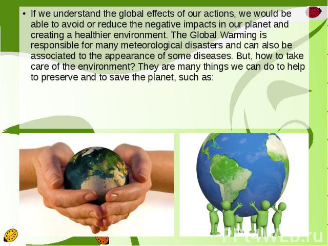globalization destroying the environment
