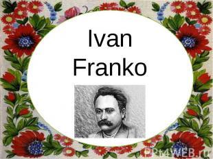Ivan Franko підзаголовок