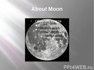 About Moon