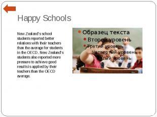 Happy Schools