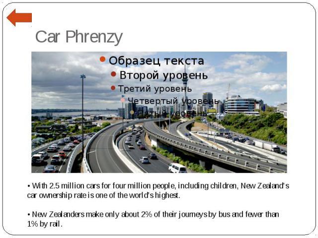 Car Phrenzy