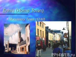 Monastery Town (1240) Monastery Town (1240)