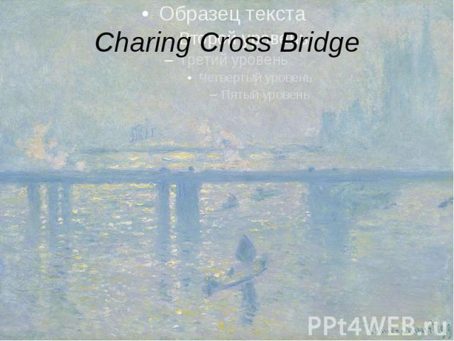 Charing Cross Bridge