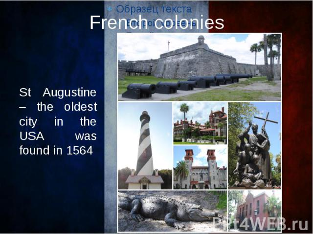French colonies
