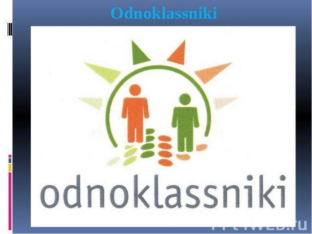 Odnoklassniki Odnoklassniki