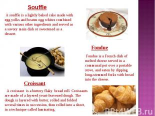 Souffle Souffle