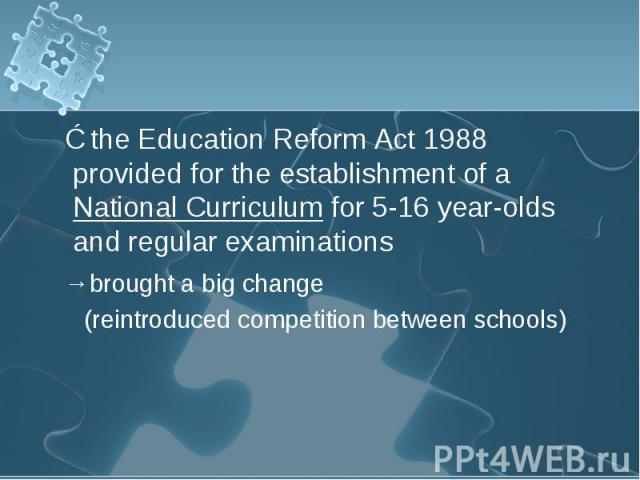 solutions for the education reform in the united states United states educational policy - the basics education reform is courts were deciding against plaintiffs on grounds that no judicially manageable solutions.