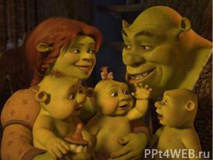 """ Shrek"" Hauptrollen: Cameron Diaz, Eddy Murphy Regiesseur: Andrew Adamson Genre"