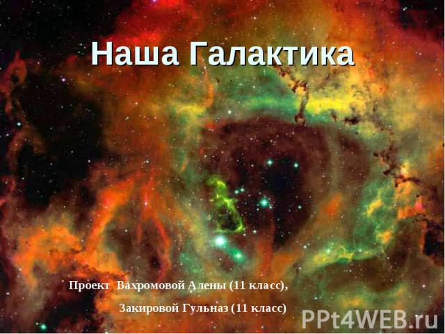 Наша Галактика